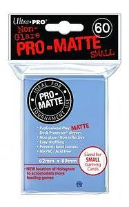 Ultra Pro Pro-Matte Small Sleeves - Clear
