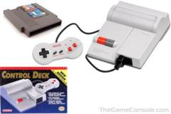 Nintendo Entertainment System 2 Control Deck (NES Top Loader)