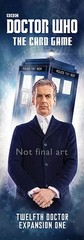 Doctor Who: Card Game - Twelfth Doctor Expansion One