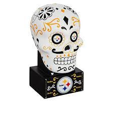 Sugar Skulls - Steelers