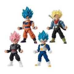 66 Action Figure: Dragonball Z Super