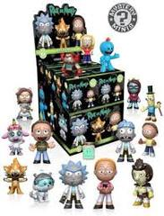 Mystery Minis: Rick and Morty