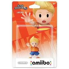 Amiibo: Super Smash Bros. - Lucas