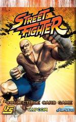 UFS: Street Fighter - Booster Pack