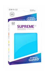 Ultimate Guard-Supreme UX Sleeves Japanese Light Blue 60ct