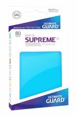 Ultimate Guard - 80 Supreme Sleeves UX Aquamarine Matte