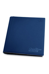 Ultimate Guard: Quadrow Portfolio - Blue (12 Pocket)
