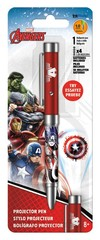 Projector Pens: Captain America