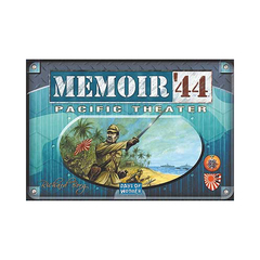 Memoir '44: Pacific Theater Expansion (In Store Sales Only)