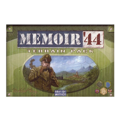 Memoir '44: Terrain Pack Expansion (In Store Sales Only)