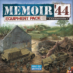 Memoir '44: Equipment Pack Expansion (In Store Sales Only)