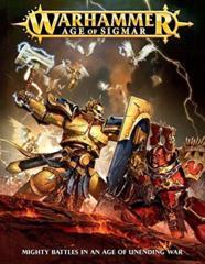 WarHammer: Age of Sigmar (Hard Cover)