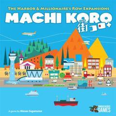 Machi Koro - The Habor & Millionaire's Row Expansion