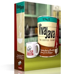 Viva Java - The Coffee Game