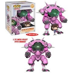 #177 - Overwatch - D.VA with MEKA