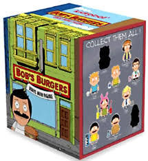Bob's Burgers: Series 1 Vinyl Mini Figure - Blind Box