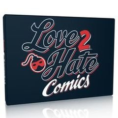 Love 2 Hate - Comics