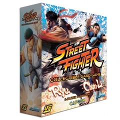 UFS: Street Fighter CCG - 2 Player Turbo Deck