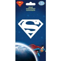 Superman - Vinyl Sticker - Logo