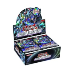 Wing Raiders Booster Box - 1st Edition (Yu gi oh)
