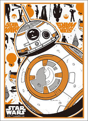 Star Wars: BB-8 Standard Sleeves
