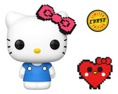 #31 Hello Kitty - Hello Kitty 8 Bit (Chase)