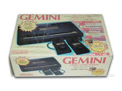 Coleco Gemini Video Game System (Atari 2600)