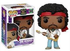 #54 - Jimi Hendrix