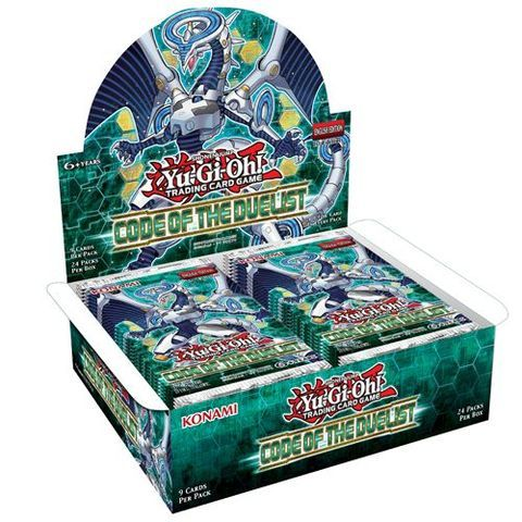 Code of the Duelist Booster Box