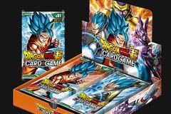 Galactic Battle - Series 1 (Dragon Ball Super) - Booster Box