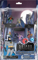 DC Heroclix: Batman the Animated Series - Starter Set