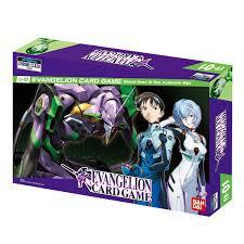 Evangelion - The Card Game - EV01