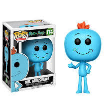 #174 - Rick and Morty - Mr. Meeseeks