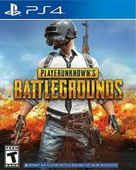 Player Unknowns Battlegrounds
