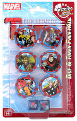 Marvel Hero Clix: The Mighty Thor - Dice and Token Pack