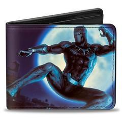 Black Panther: Bi-Fold Wallet