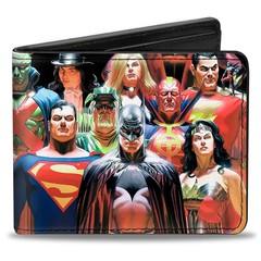 Justice League: Bi-Fold Wallet - New 52