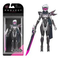 League of Legends: Legacy Collection - Project Fiora