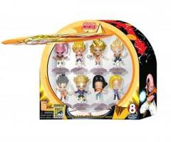 Dragon Ball Z: Series 2 - 8 Piece Figure Set - SDCC Exclusive