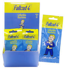 Fallout 4: Blind Bag Keychain