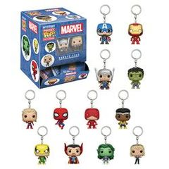 Marvel: Mystery Pocket POP! Keychain