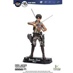 Attack On Titan: McFarlane Toys - Eren Jaeger