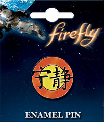 Enamel Pin - Firefly - Serenity