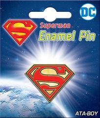 Enamel Pin - Superman Logo