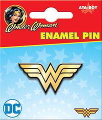 Enamel Pin - Wonder Woman Logo