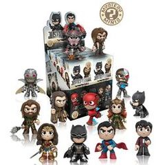 Funko Mystery Minis: Justice League