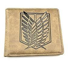 2 Tone - Attack on Titan: Wallet