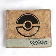 2 Tone Wallet: Pokemon - Pokeball