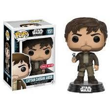 #151 Captain Cassian Andor (Star Wars Rogue One - Target Excl)