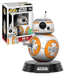 #116 BB8 (Star Wars 2016 Summer Convention Excl)